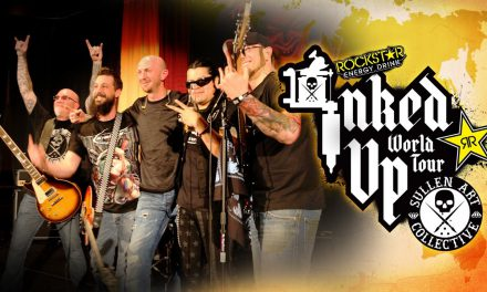 TATTOO CONVENTION COVERAGE – Rockstar Inked Up Tour Columbus Part 1