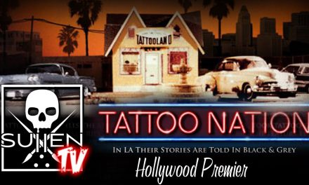 TATTOO NATION – HOLLYWOOD PREMIERE