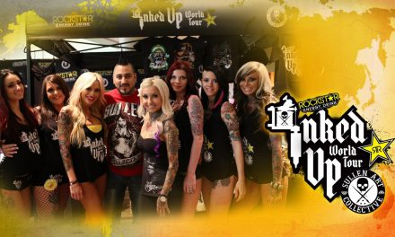 TATTOO CONVENTION COVERAGE – Rockstar Energy Miss Inked Up Hell City
