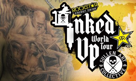 TATTOO CONVENTION COVERAGE – Rockstar Inked Up Tour Salt Lake City 2 of 2