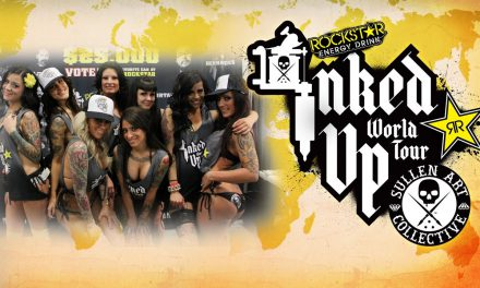 TATTOO CONVENTION COVERAGE – Rockstar Inked Up Tour Salt Lake City 1 of 2