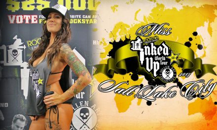 TATTOO CONVENTION COVERAGE – Rockstar Energy Miss Salt Lake City 2013