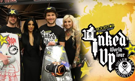 TATTOO CONVENTION COVERAGE – Rockstar Inked Up Tour Frankfurt 1 of 2