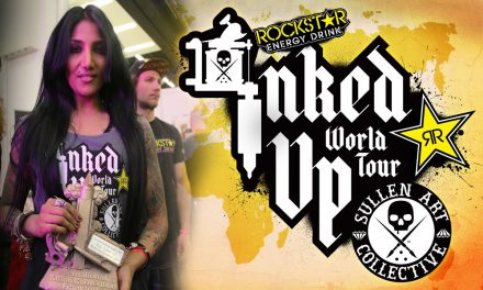 TATTOO CONVENTION COVERAGE – Rockstar Energy Miss Inked Up Frankfurt 2013