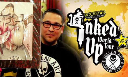 TATTOO CONVENTION COVERAGE – Rockstar Inked Up Tour Detroit part 3 of 4