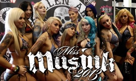 TATTOO CONVENTION COVERAGE – Miss Musink 2013