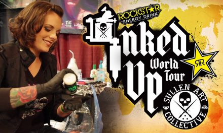 TATTOO CONVENTION COVERAGE – Rockstar Inked Up Tour Detroit 2 of 4