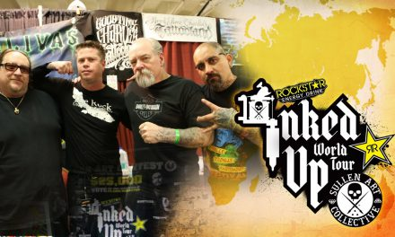 TATTOO CONVENTION COVERAGE – Rockstar Inked Up Tour Detroit 1 of 4