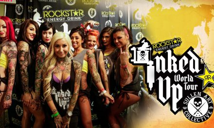 TATTOO CONVENTION COVERAGE – Rockstar Energy Miss Inked Up Detroit 2013