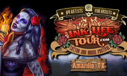 TATTOO CONVENTION COVERAGE – Ink Life Tour Amarillo, TX