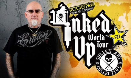 Artist Spotlight – Bob Tyrrell Rockstar Energy Inked Up World Tour