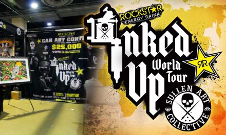 TATTOO CONVENTION COVERAGE – Rockstar Inked up Tour Philadelphia 1 of 3