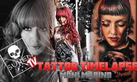 Tattoo Time Lapse – Moni Marino – Tattoos Color Realism Woman