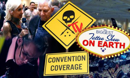 TATTOO CONVENTION COVERAGE – Biggest Tattoo Show on Earth 1 of 4