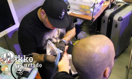 TATTOO CONVENTION COVERAGE – London