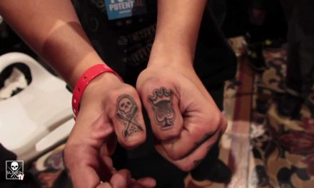 TATTOO CONVENTION COVERAGE – Biggest Tattoo Show on Earth 4 of 4