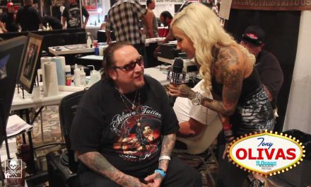 TATTOO CONVENTION COVERAGE – Biggest Tattoo Show on Earth 3 of 4