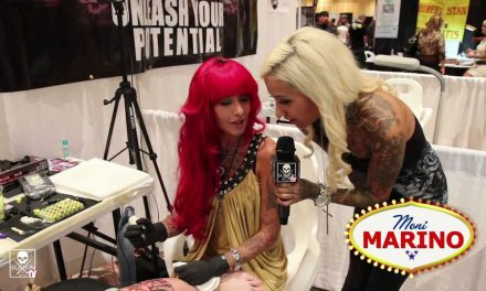 TATTOO CONVENTION COVERAGE – Biggest Tattoo Show on Earth 2 of 4