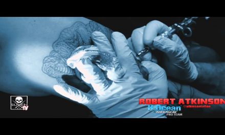Tattoo Time Lapse – Robert Atkinson