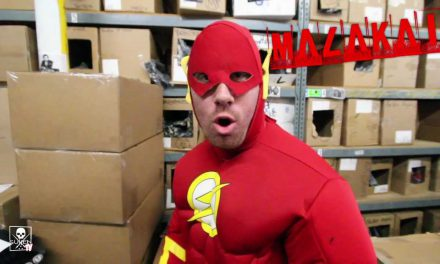 SullenTV Weekly Warehouse Challenge Halloween Edition 2012