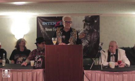 Roast of Gill Montie at the Cleveland Tattoo Expo 2012