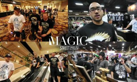 TATTOO CONVENTION COVERAGE – Magic Summer 2012 Part 1