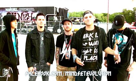 Mindset Evolution on The 2012 Rockstar Uproar Tour