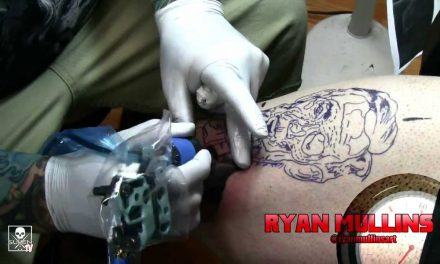 Tattoo Time Lapse with Ryan Mullins