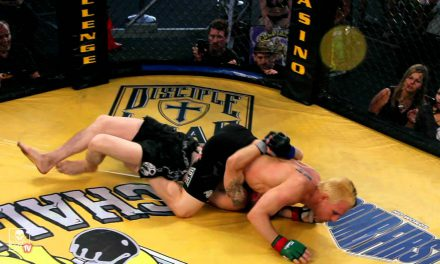 The Return of MMA fighter, Thomas Kenney
