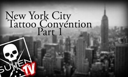 TATTOO CONVENTION COVERAGE – New York City 2012 Part 1