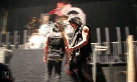 Escape the Fate's TJ Bell vs. the yelling goat