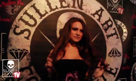 Sullen Angels Fashion Show at Chronic Tacos