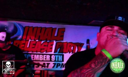 Inhale Release Party in Pomona,CA