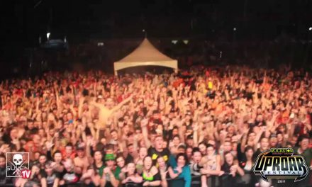 Rockstar Energy Uproar Festival Best Shot from Tour, Montreal,QC Canada