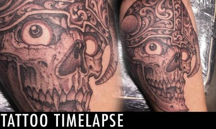 Tattoo Timelapse – Robert Atkinson