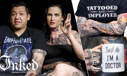 Tattoo & Employed   Tattoo Collectors Answer
