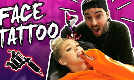 5 MOST Painful TATTOOS !! ( ft. Jordyn Jones + Jordan Beau) FACE + NECK TATTOO