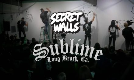 Sublime x Secret Walls Art Show