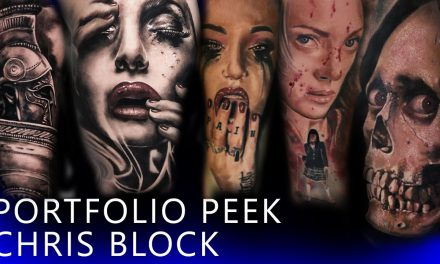 Portfolio Peek – Chris Block
