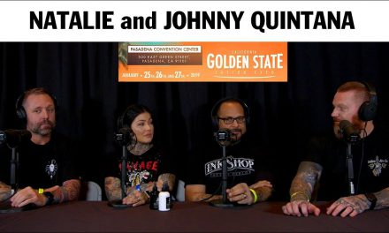 Johnny and Natalie Quintana   Under The Skin Podcast