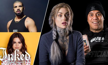 Tattoo Artists Guess Celebrity Tattoos | Tattoo Artists Answer