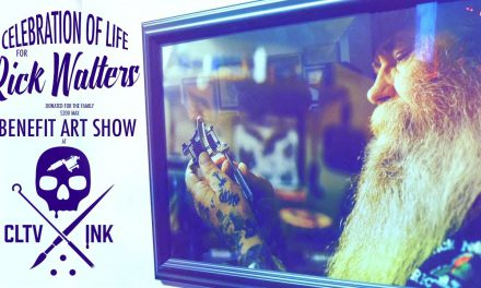 A Celebration of Life for Rick Walters | Art Gallery and Fundraiser | SullenTV