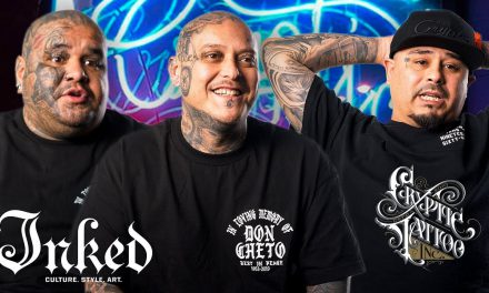 Ex-Cons Turn Street Tattooing Into A Profession | INKED