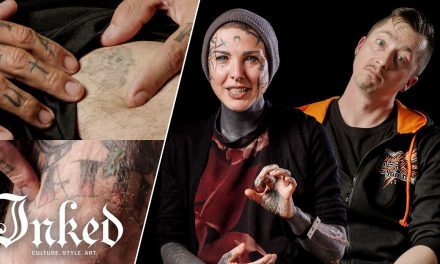Bad Tattoos on Tattoo Artists | Tattoo Artists Answer