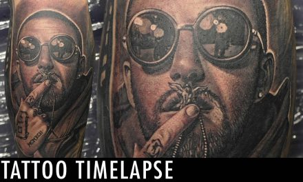Tattoo Timelapse – Remis