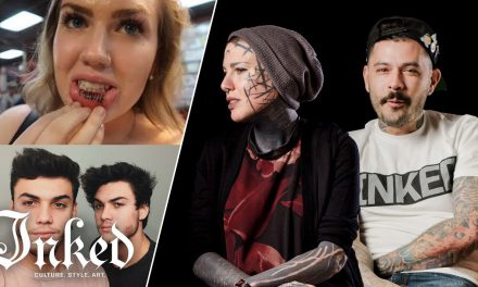 Tattoo Artists React To YouTuber's Tattoos #2   Tattoo Artists Answer