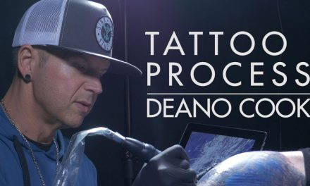 Tattoo Process – Deano Cook