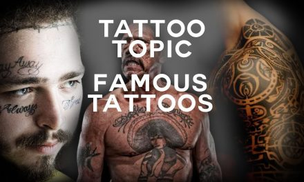Tattoo Topic – Famous Tattoos