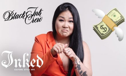 Young Bae Spent $14,000 On Removing Ex's Tattoos | INKED