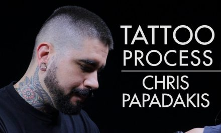 Tattoo Process – Chris Papadakis
